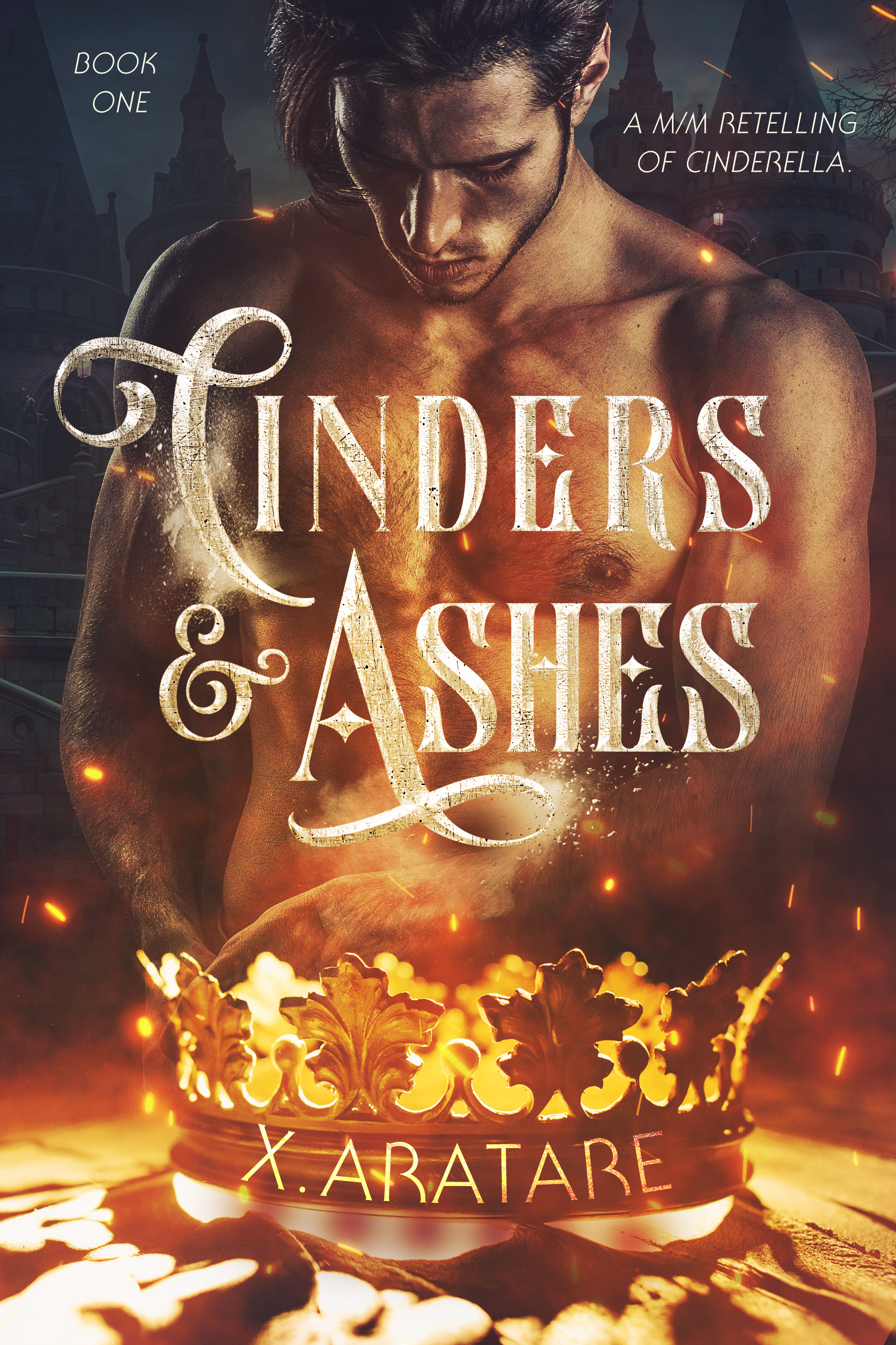 BookOne CindersandAshes
