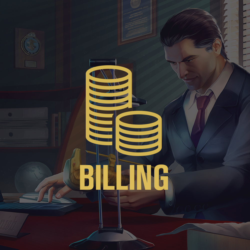 Billing & Account
